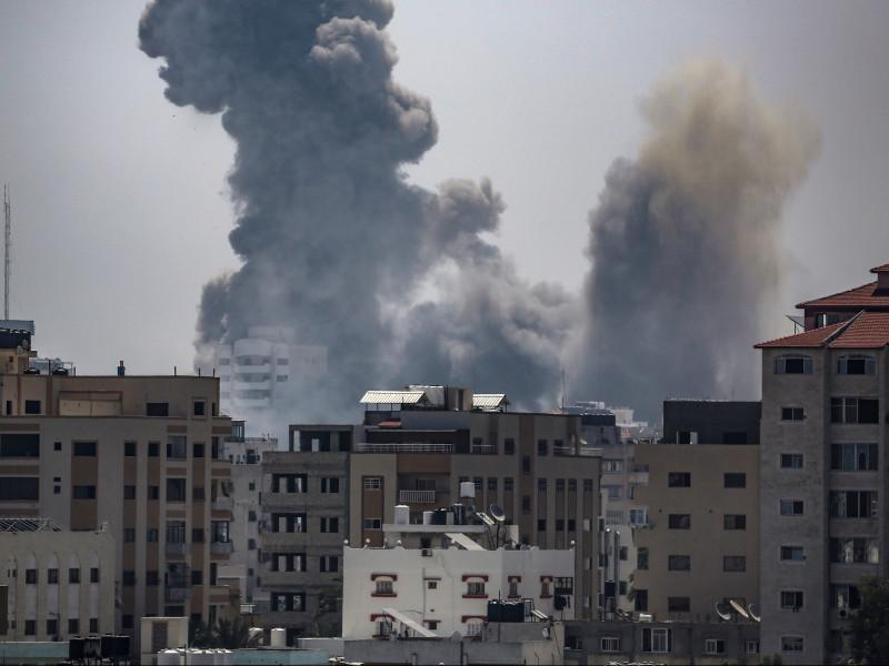 Ascienden a 197 los muertos en Gaza por los ataques de Israel