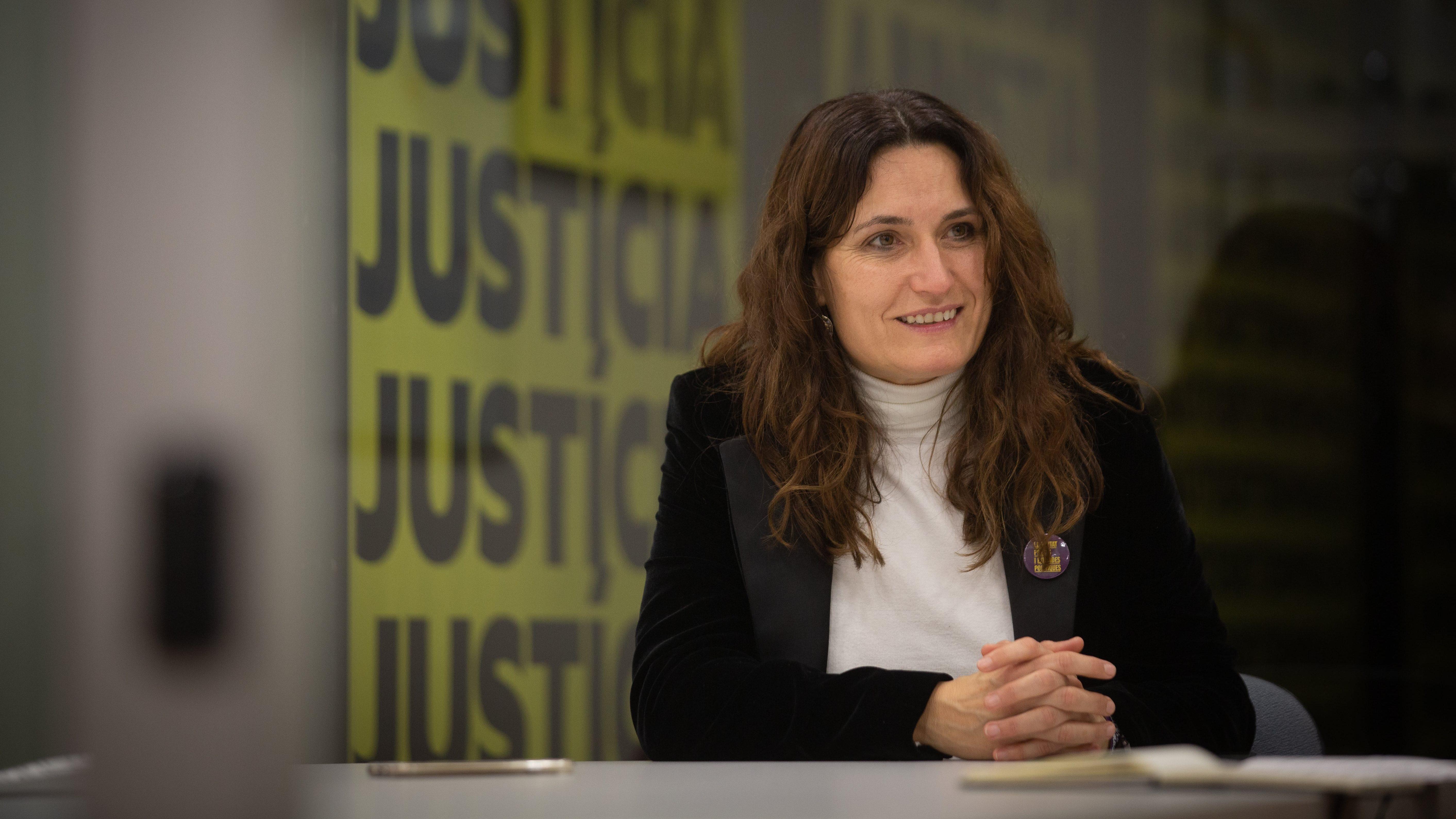 Laura Vilagrà será la nueva portavoz del Govern catalán.