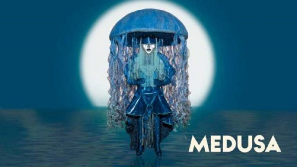 Medusa, máscara de 'Mask Singer 2'