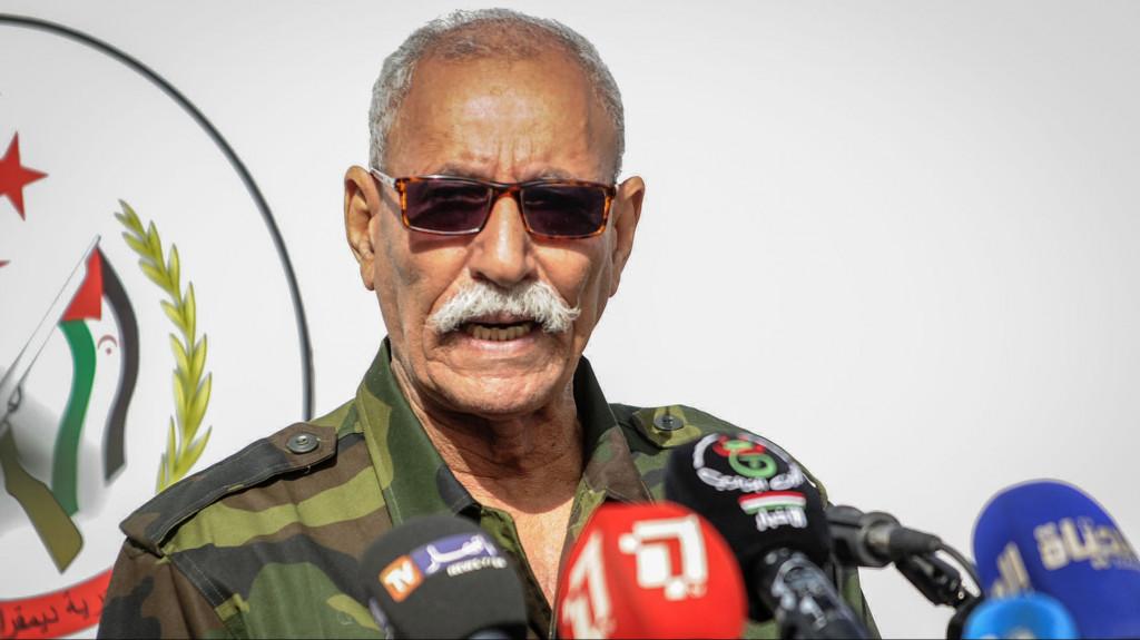Brahim Ghali Frente Polisario