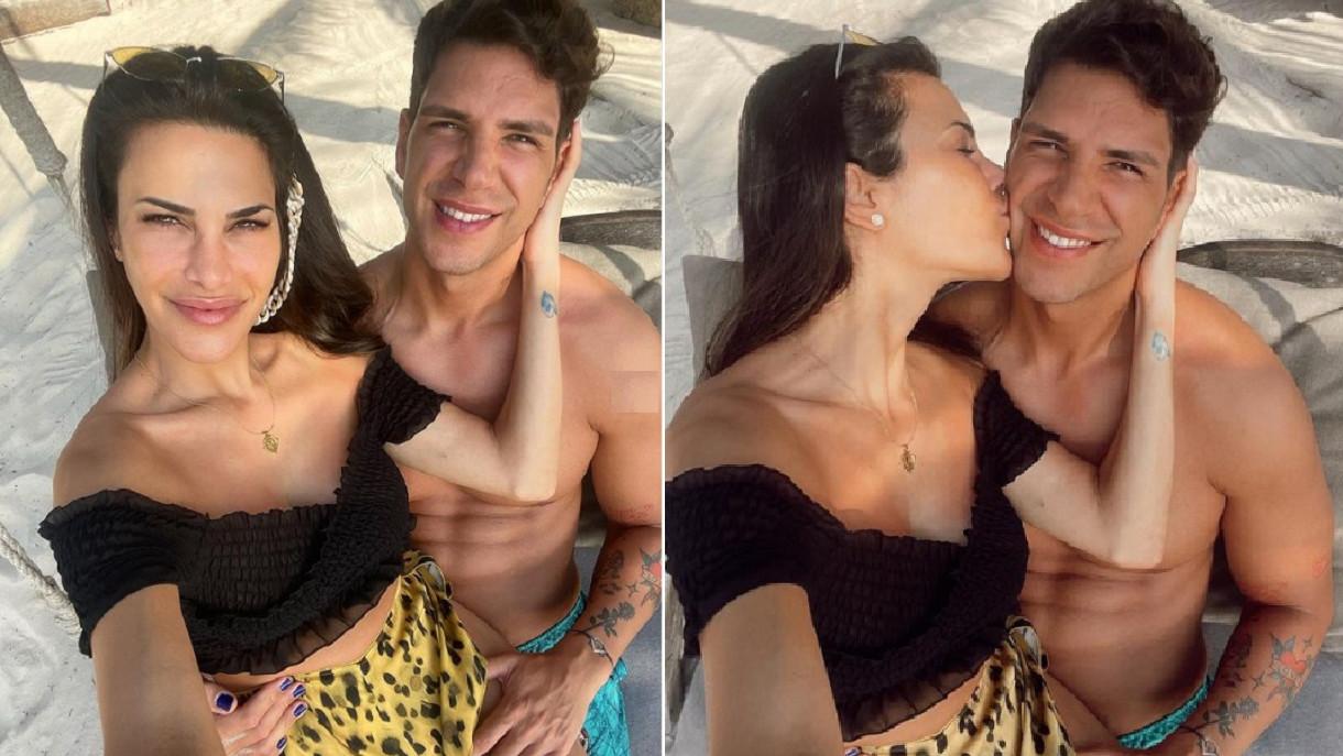 Diego Matamoros le declara su amor a Carla Barber
