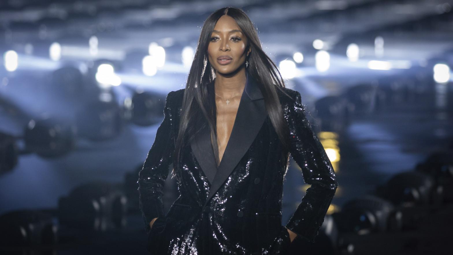 La supermodelo Naomi Campbell, madre primeriza a los 50 años: toda una sorpresa