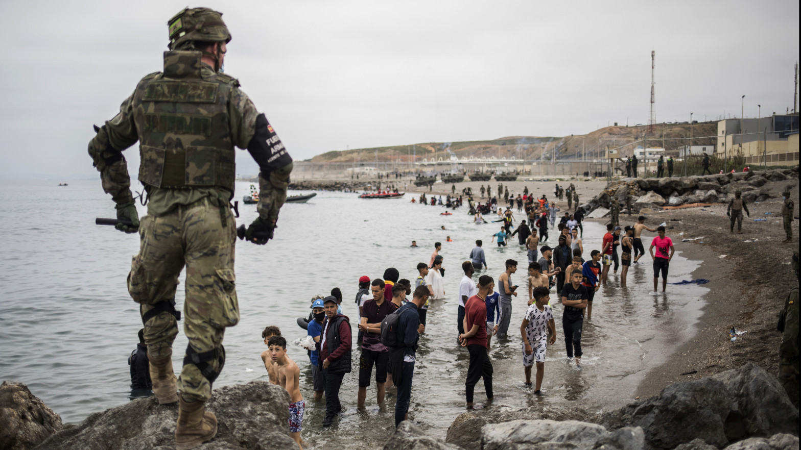 Ceuta y Melilla, ¿indefendibles?