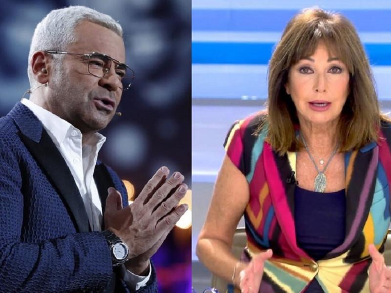 Jorge Javier Vázquez y Ana Rosa Quintana, en pie de guerra
