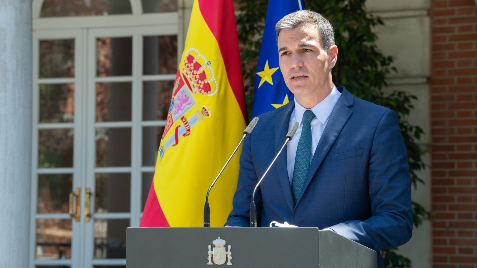 """Sánchez advierte a Marruecos que defenderá """"la integridad de España con todos los medios"""""""