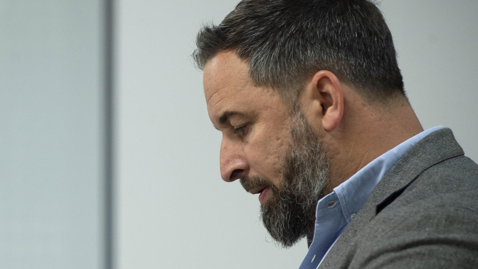 """Abascal pide """"fuerza"""" al Ejército para evitar que """"entren más"""" inmigrantes en Ceuta y Melilla"""