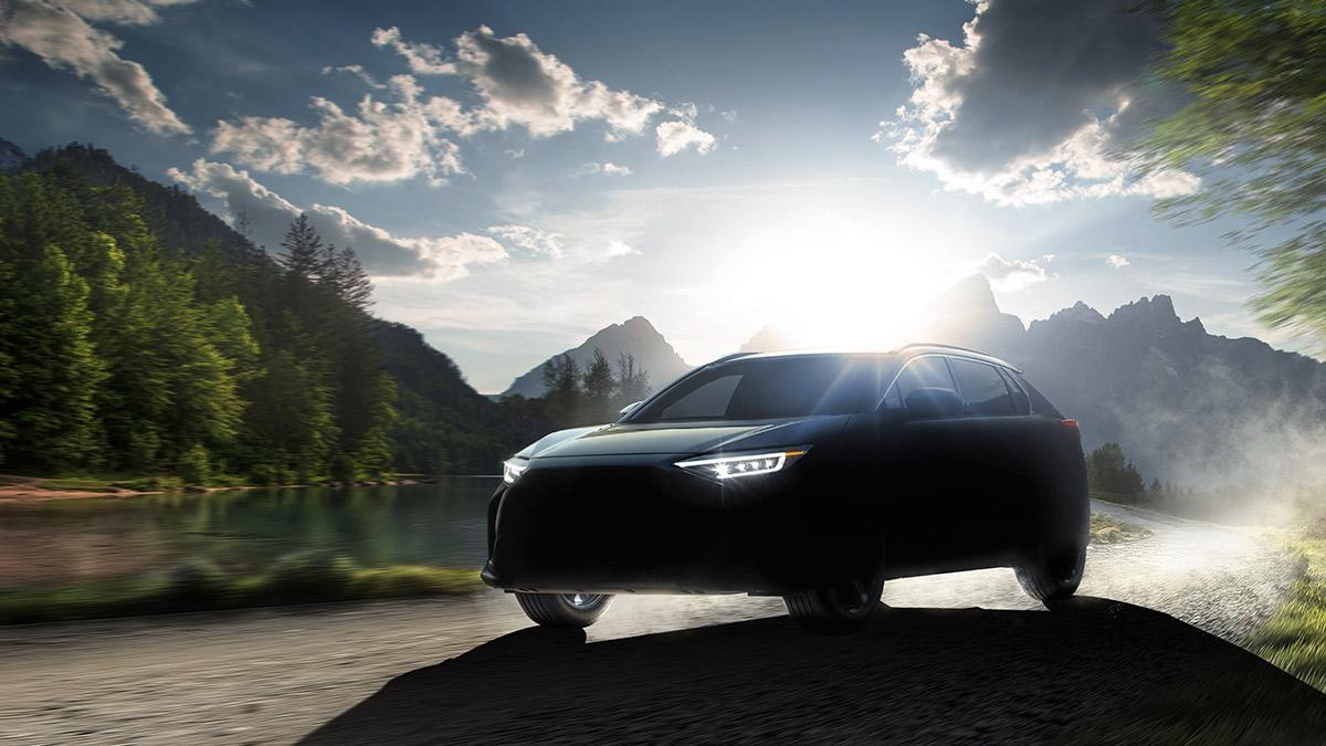 Subaru reconecta con la naturaleza en 'Solterra', su primer vehículo 100% eléctrico