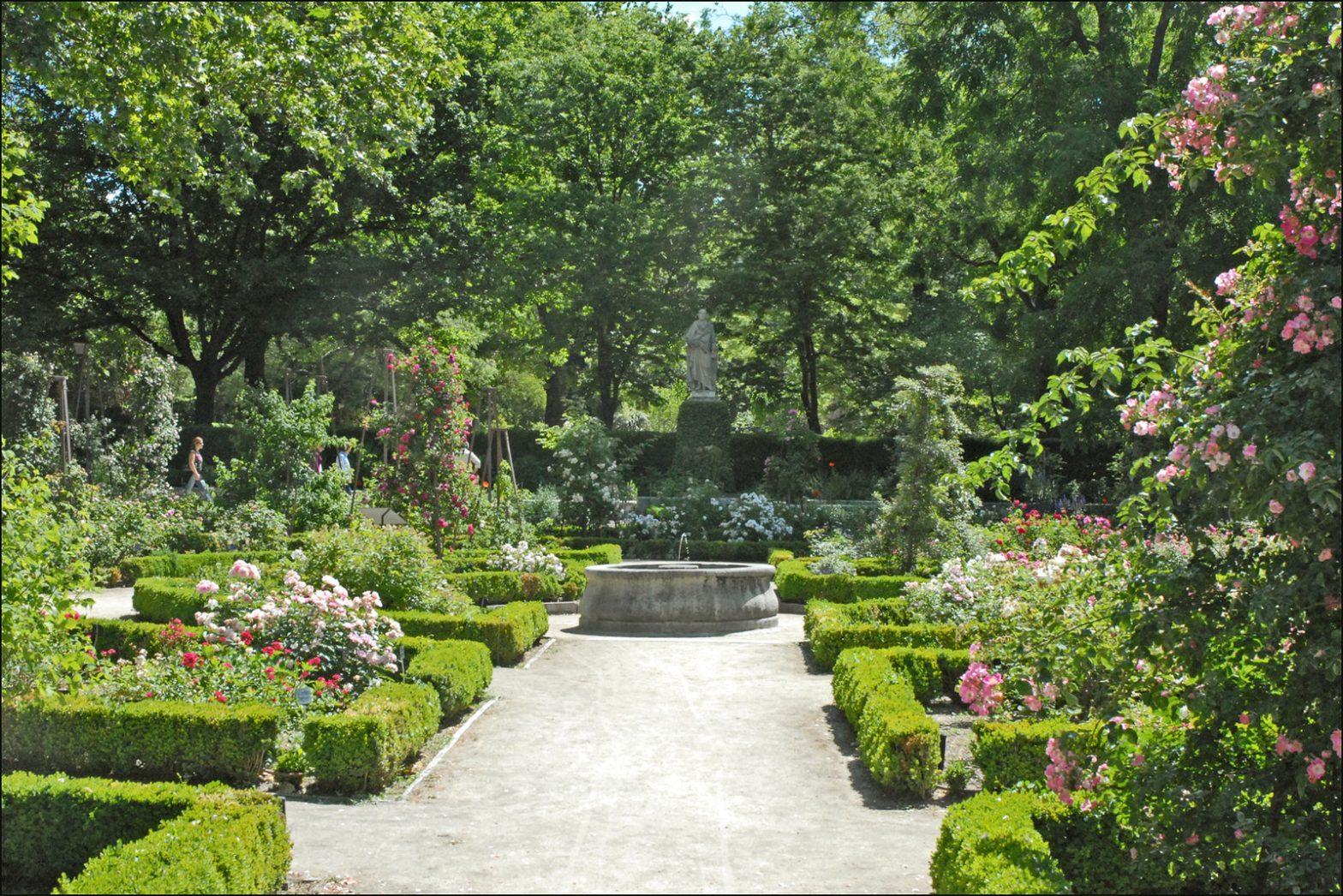 Los mejores jardines botánicos para desconectar del ruido