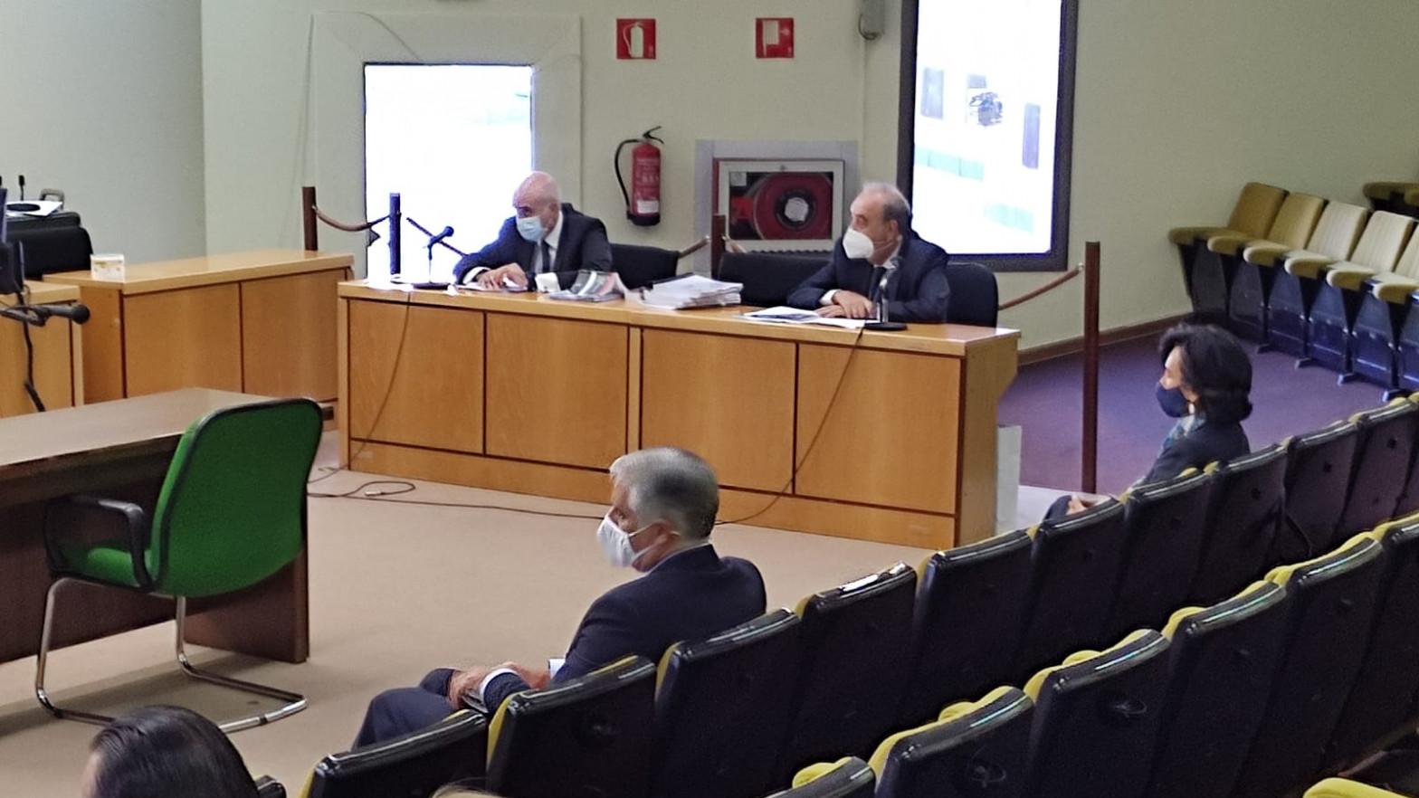 La reanudación del juicio del 'caso Orcel', en duda por los reparos de Santander a la declaración de UBS