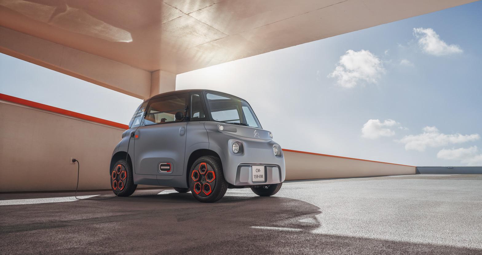 Citroën inicia a través de la Fnac la comercialización del pequeño eléctrico Ami