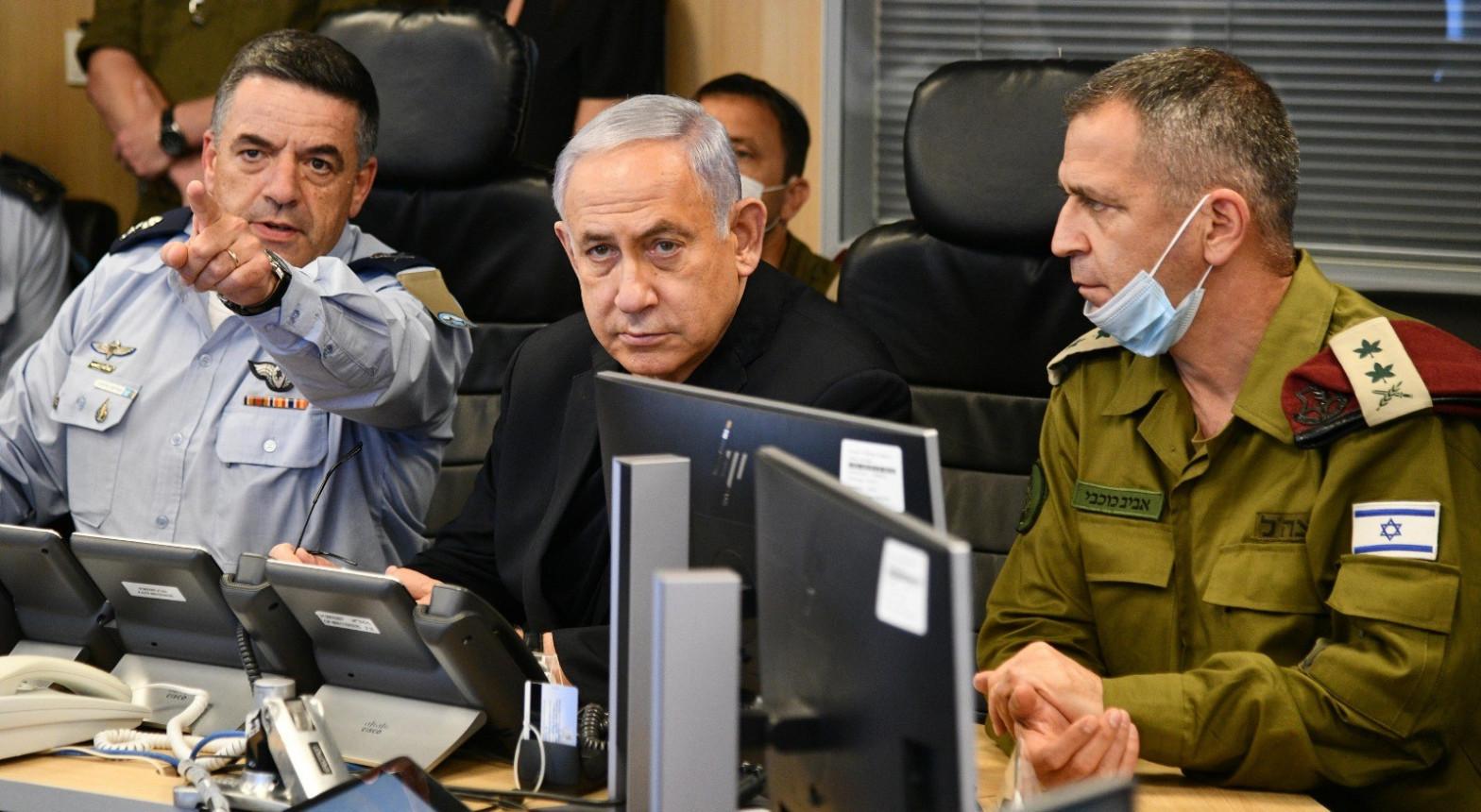 """Netanyahu dice que Hamás """"no esperaba"""" la ofensiva israelí y que continuarán """"cuanto sea necesario"""""""