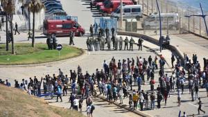 """El Gobierno asume que España tendrá que acoger """"cientos de miles de inmigrantes"""" hasta 2050"""