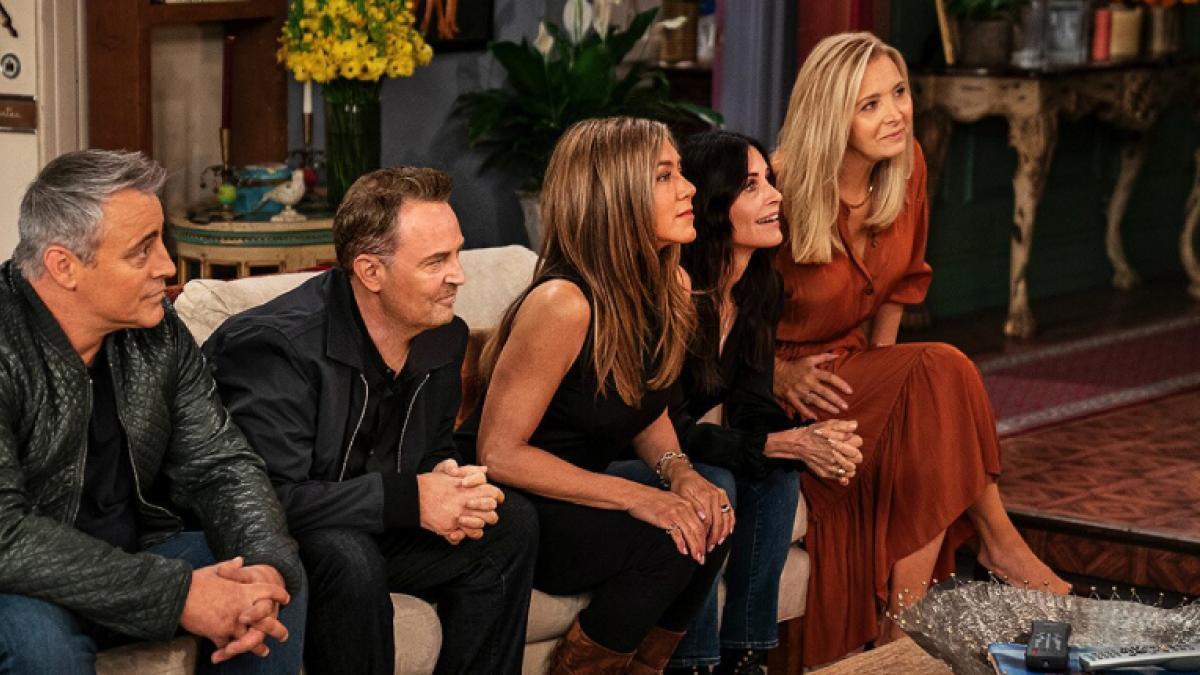 La 'reunión' de 'Friends' sí se verá en España: HBO anuncia su estreno en exclusiva