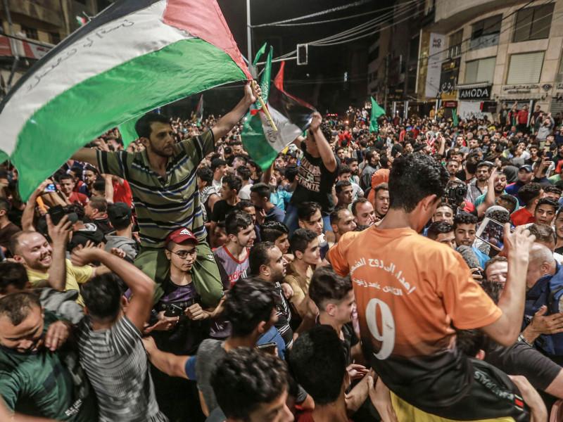 Entra en vigor el alto el fuego entre Israel y Hamás en la peor escalada de violencia desde 2014