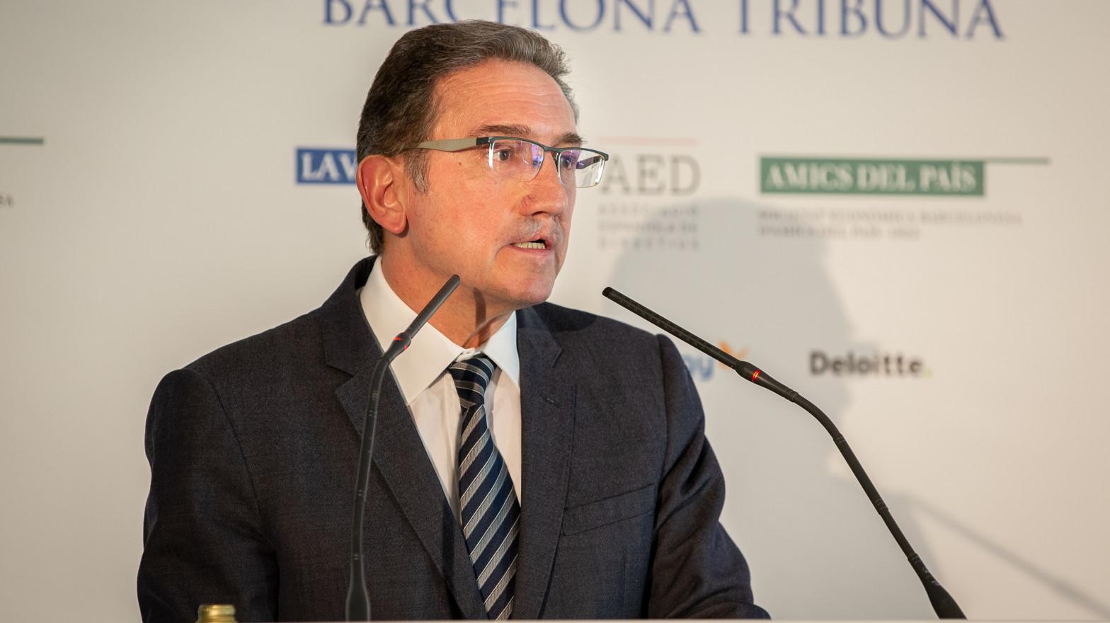 Giró alimentará la tensión con la CUP al enterrar la idea de un banco público catalán