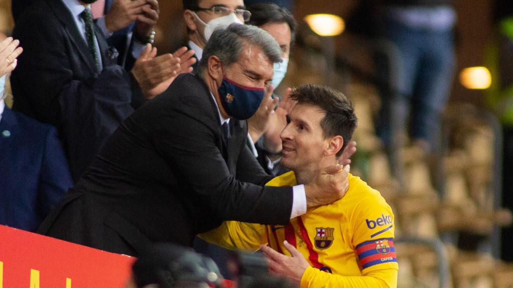 La salida de Messi desinflaría la marca del Barcelona por debajo del Madrid, United y City