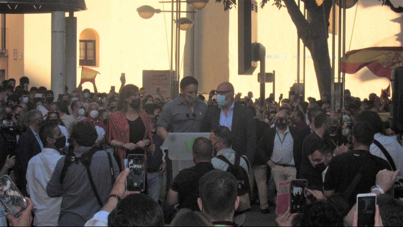 Vox promociona a Patricia Rueda de cara a las elecciones de Andalucía