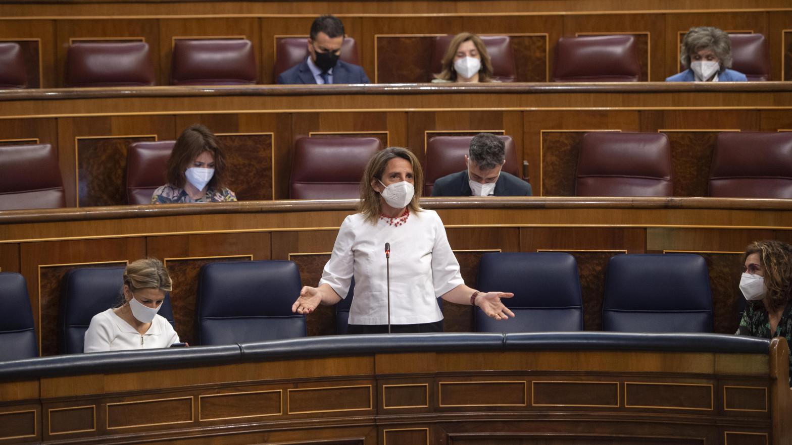 La senda verde de teresa Ribera amenaza con un apagón energético en la España Vaciada