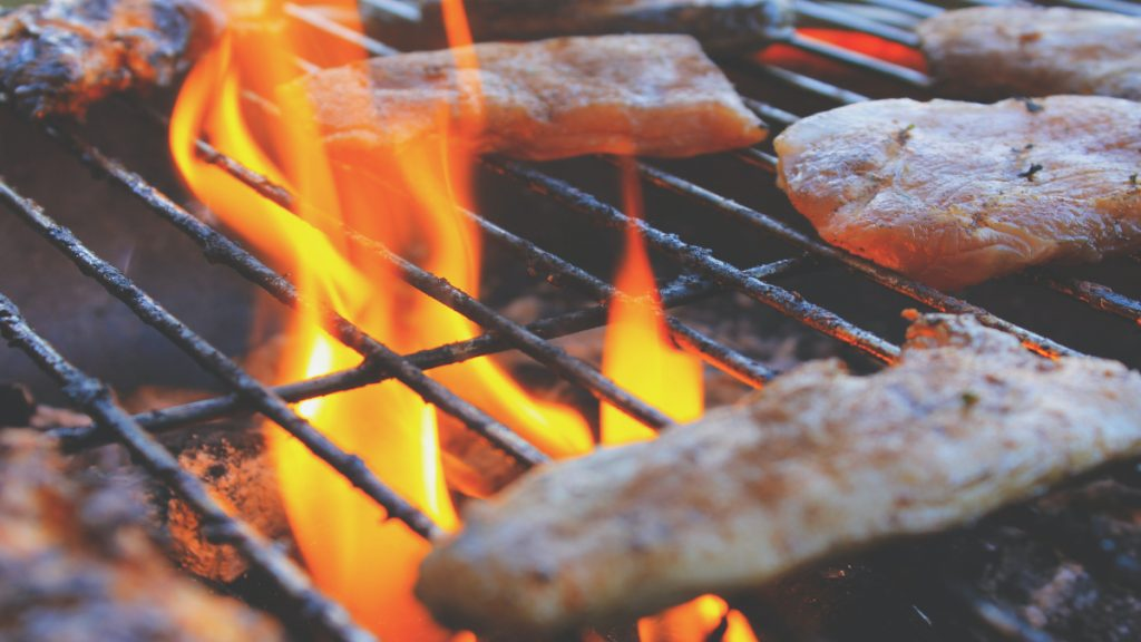 barbacoa salud saludable riesgo cancer carne