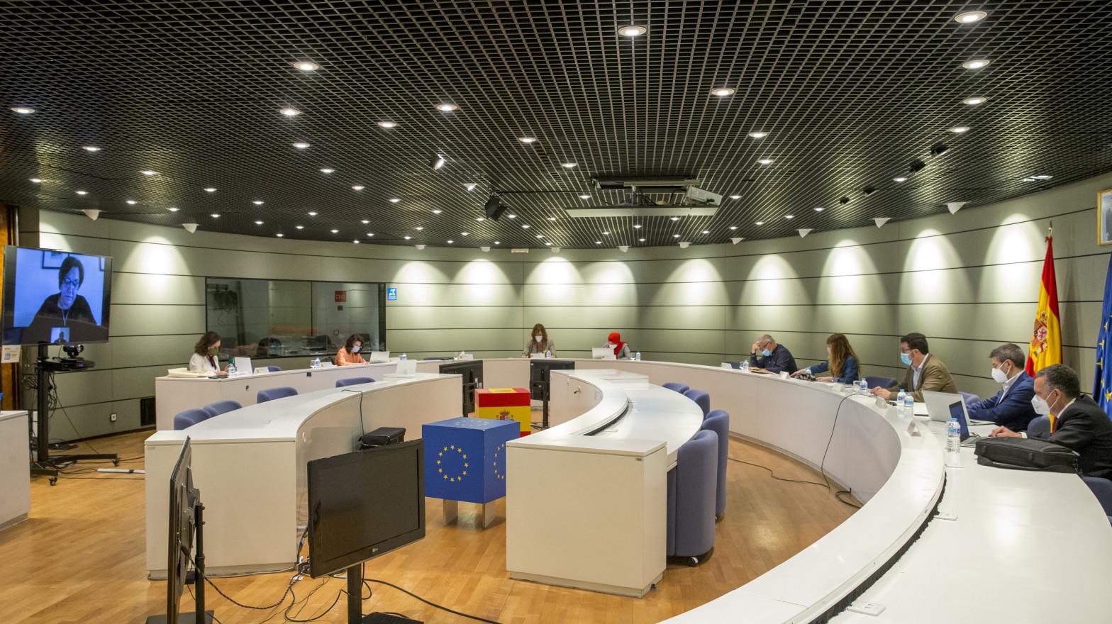 Finaliza sin acuerdo la reunión entre el Gobierno y los agentes sociales para prorrogar los ERTE