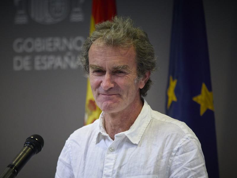 """Fernando Simón: """"Tengo ganas de dejarlo"""""""