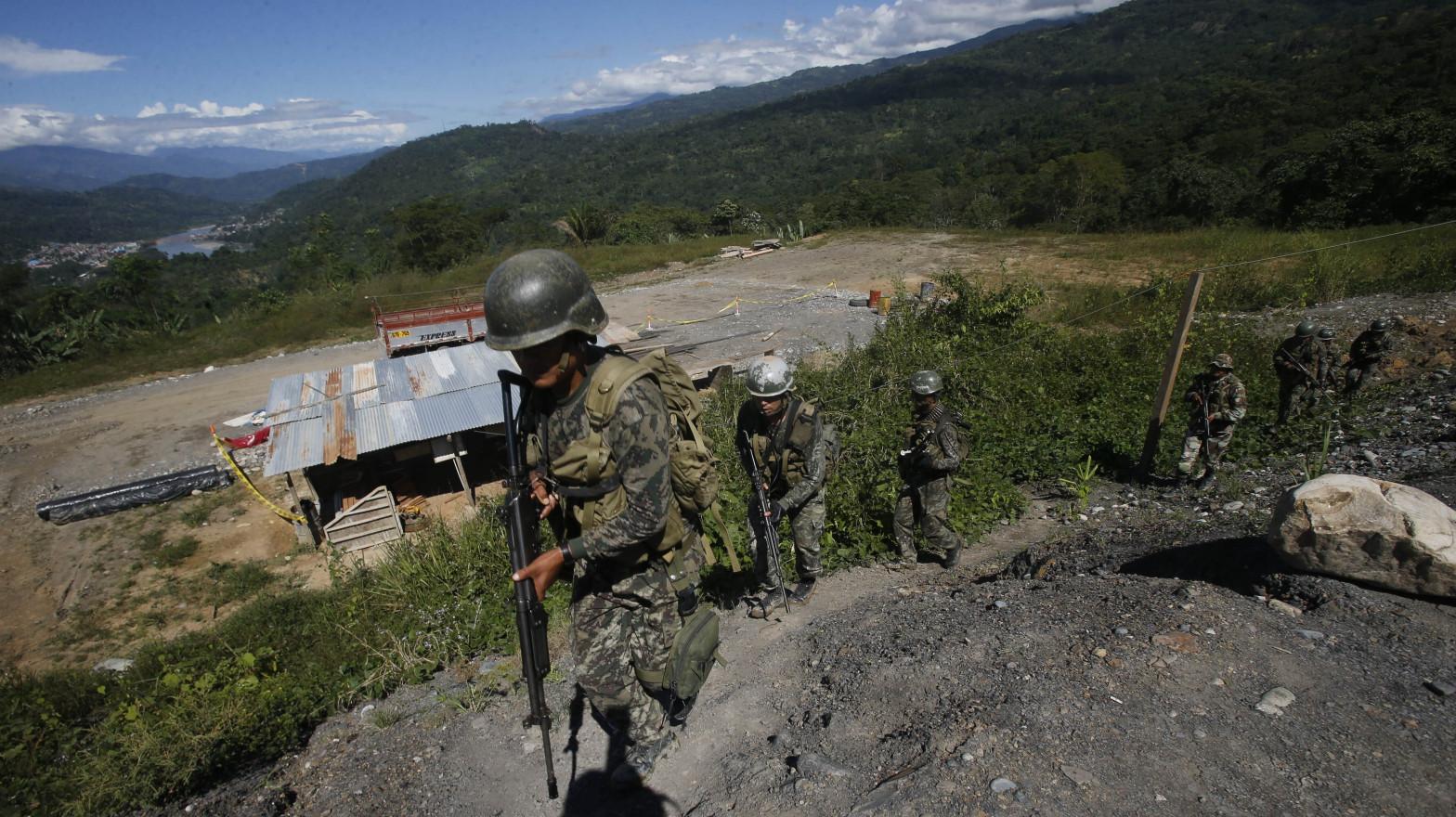Asesinadas 18 personas en un posible ataque en Perú