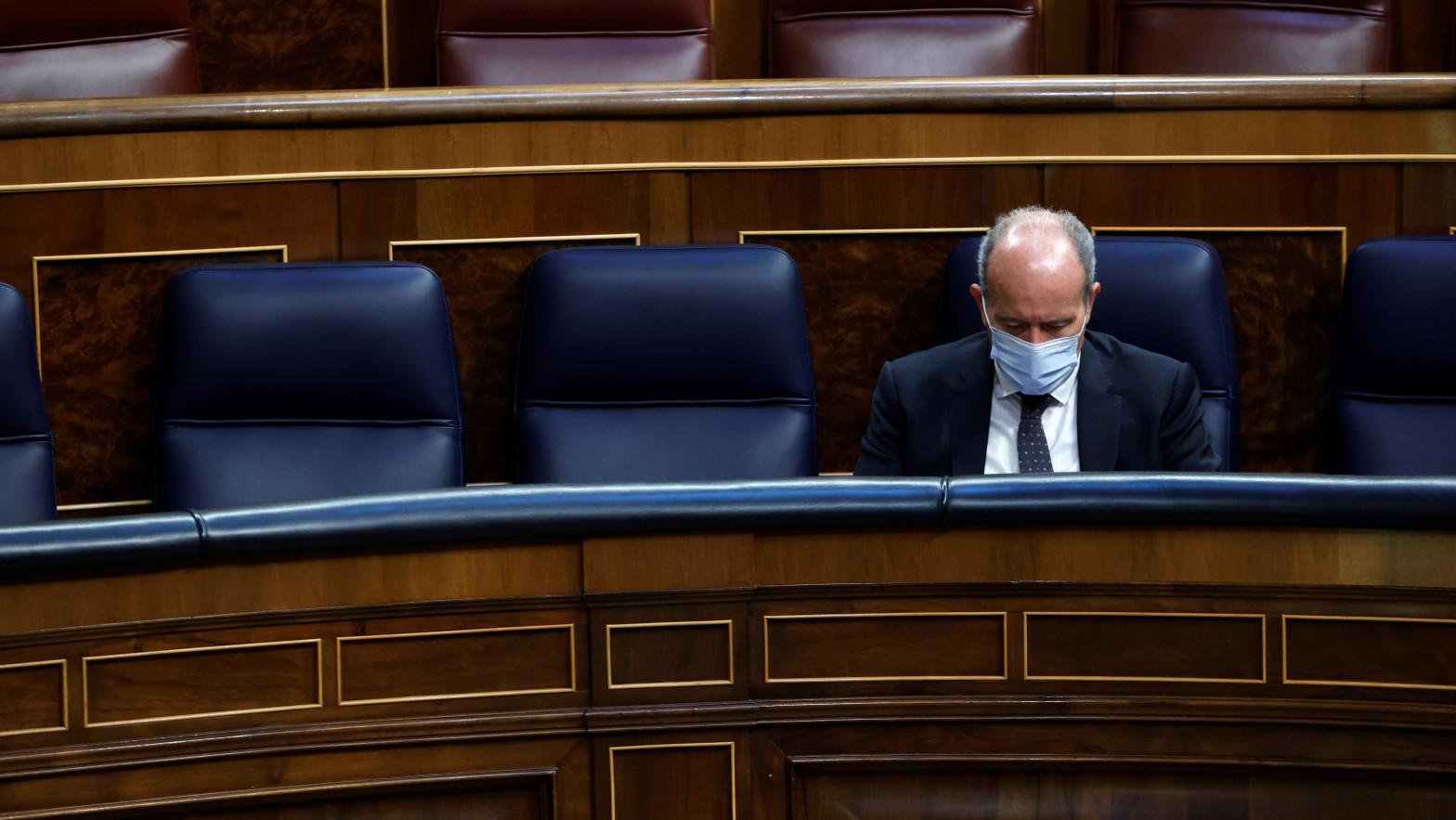 """Juan Carlos Campo asume su """"culpa"""" en la no renovación del Poder Judicial, pero urge al PP a volver a negociar"""