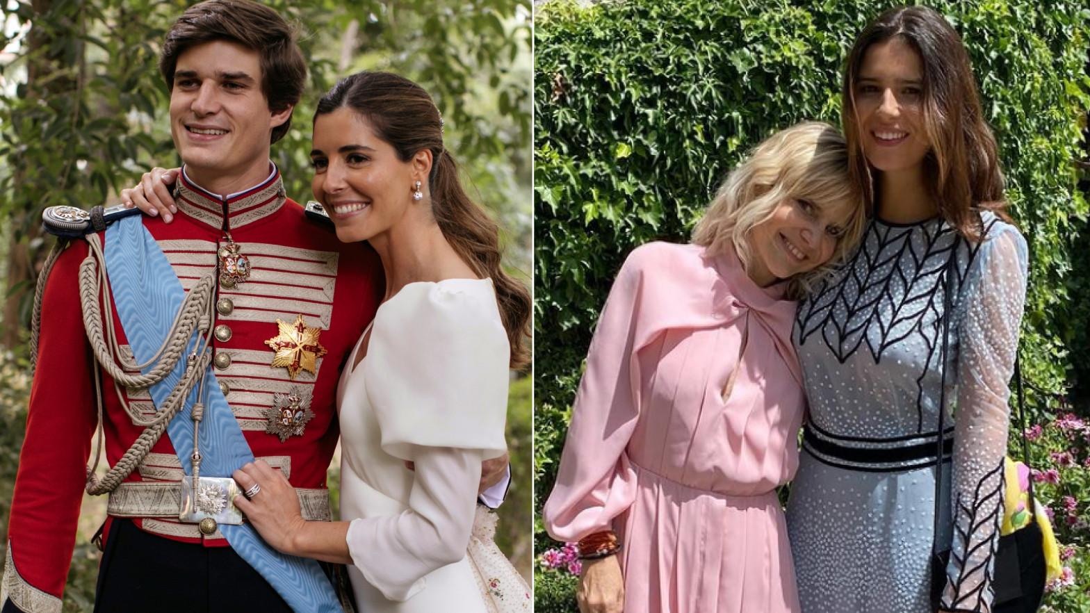 Las fotos de la boda de Carlos Fitz-James y Belén Corsini