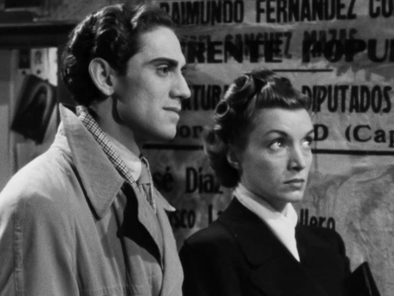 La historia de la película falangista y conciliadora que Franco prohibió