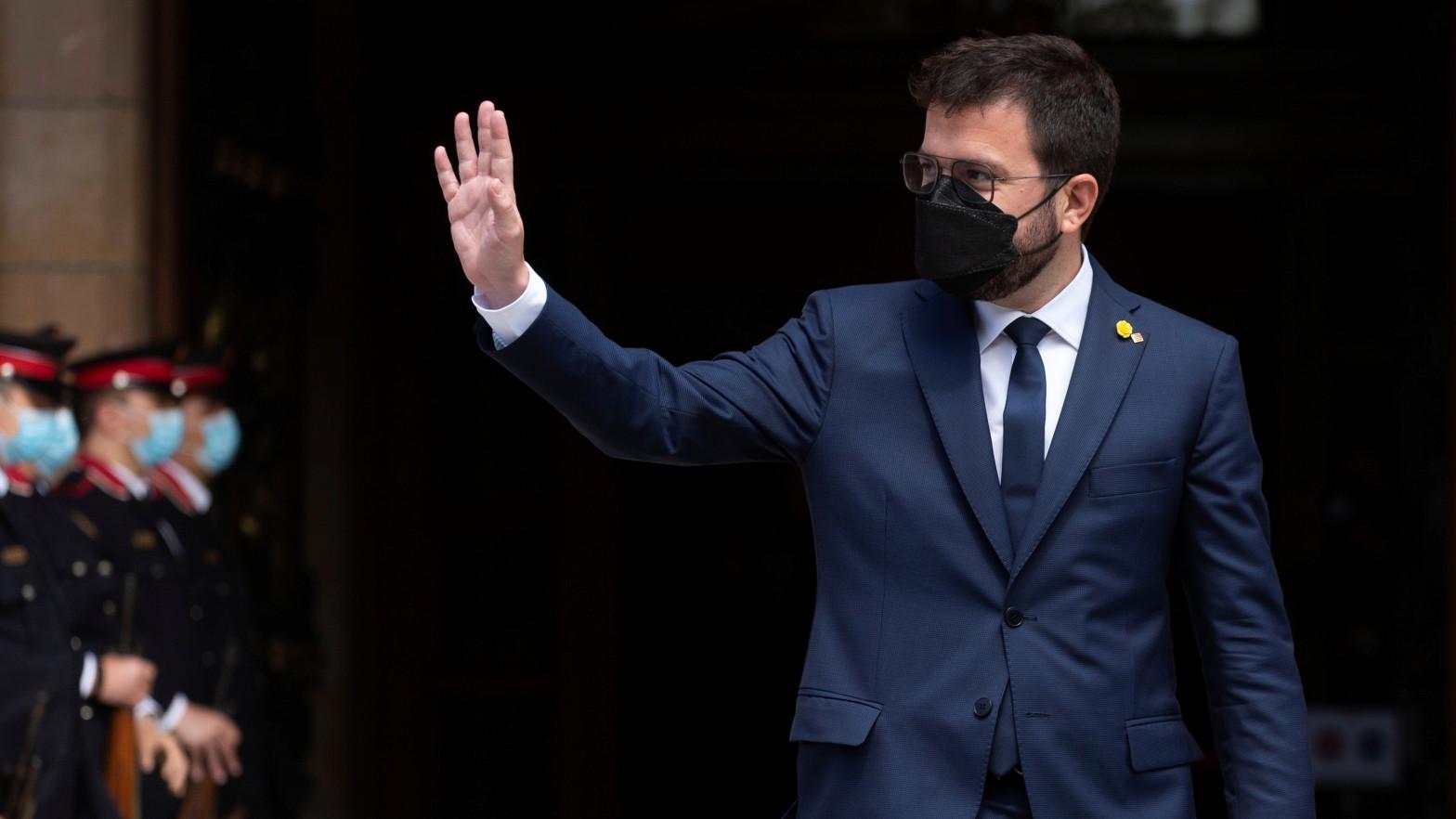 Aragonès anunciará este martes los nombres de los consellers de su Govern