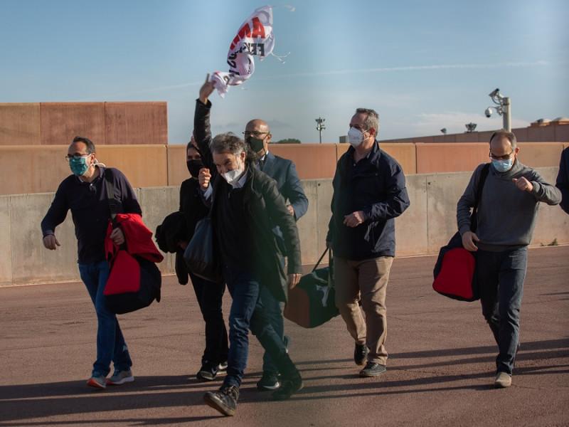 Cataluña: Un indulto kamikaze a los presos del 'procés'