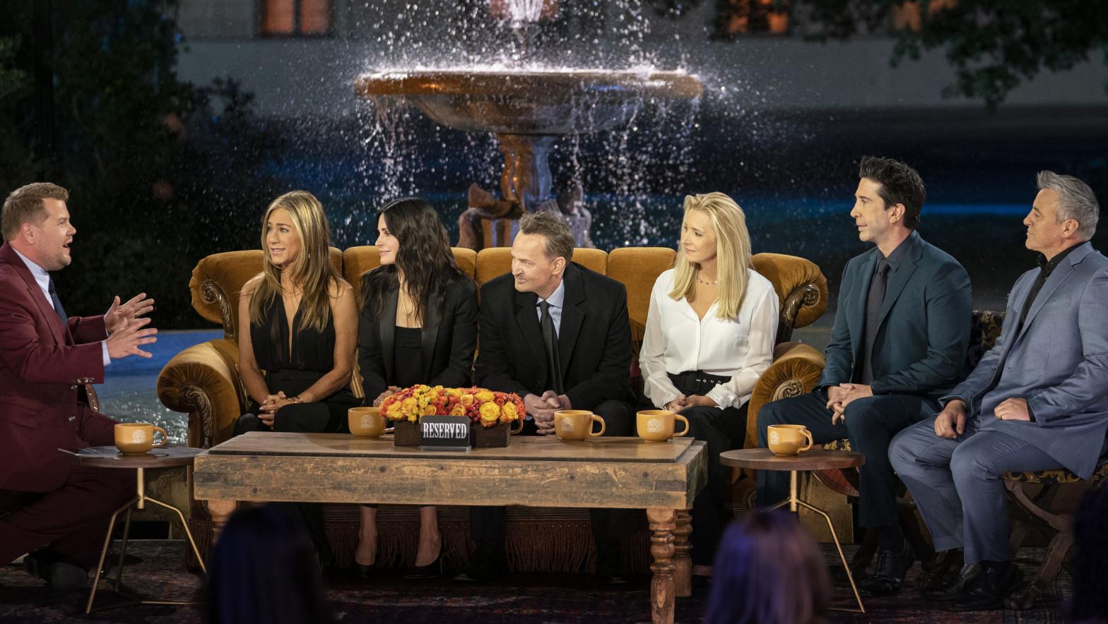 Friends: La reunión': así será el reencuentro que se estrena este jueves en  HBO en España - Vozpópuli