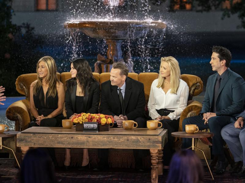 'Friends: la reunión': así será el reencuentro que se estrena este jueves en HBO en España