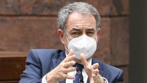 """Zapatero es """"partidario de los indultos"""" si sirven para el """"reencuentro"""" con Cataluña"""