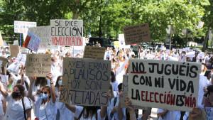Un MIR en Navarra cobra hasta 10.196 euros más al año que otro en Extremadura