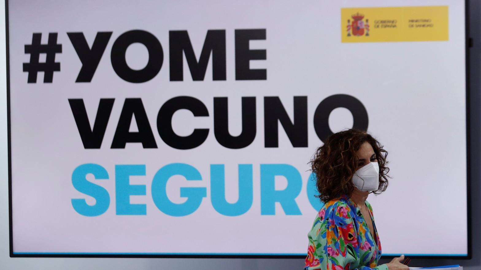 El 'portazo' de Europa a AstraZeneca eleva en 1.832 millones la factura española de vacunas