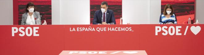 """Ferraz desprecia a la militancia del PSOE que rechaza los indultos: """"Son el 0,006%"""""""
