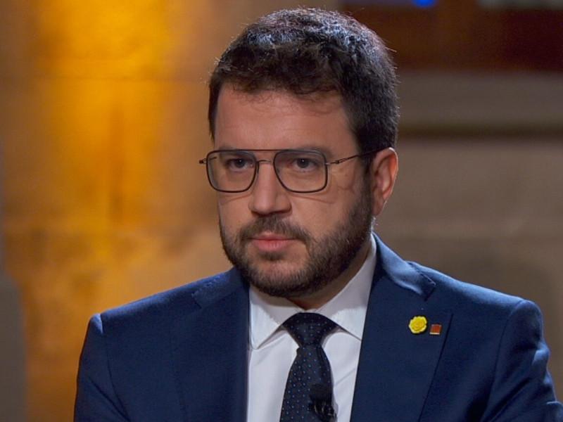 """Aragonès propondrá reducirse el sueldo un 15%: """"Hay que hacer un esfuerzo por parte de todos"""""""