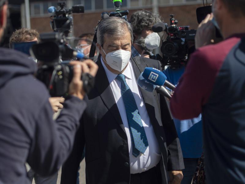 La Fiscalía ve indicios de que Cascos cargó gastos personales a Foro de 5.550 euros