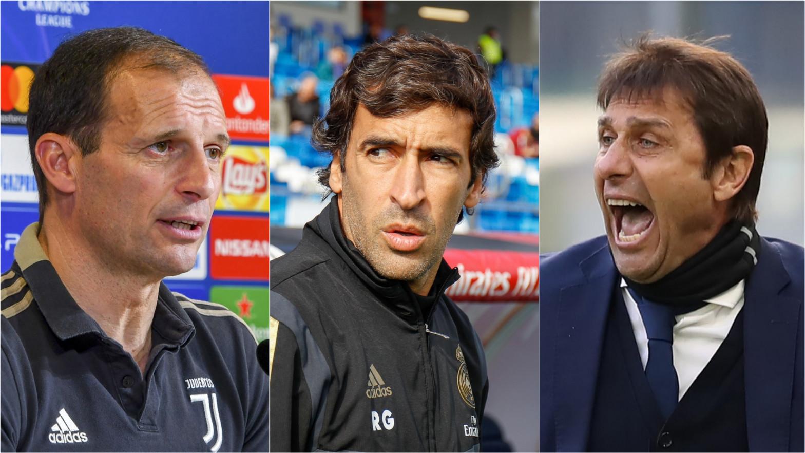 Encuesta | ¿Quién prefiere que sea el próximo entrenador del Real Madrid?