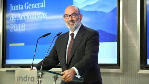 Fernando Abril-Martorell comunica su cese en una carta a la plantilla de Indra