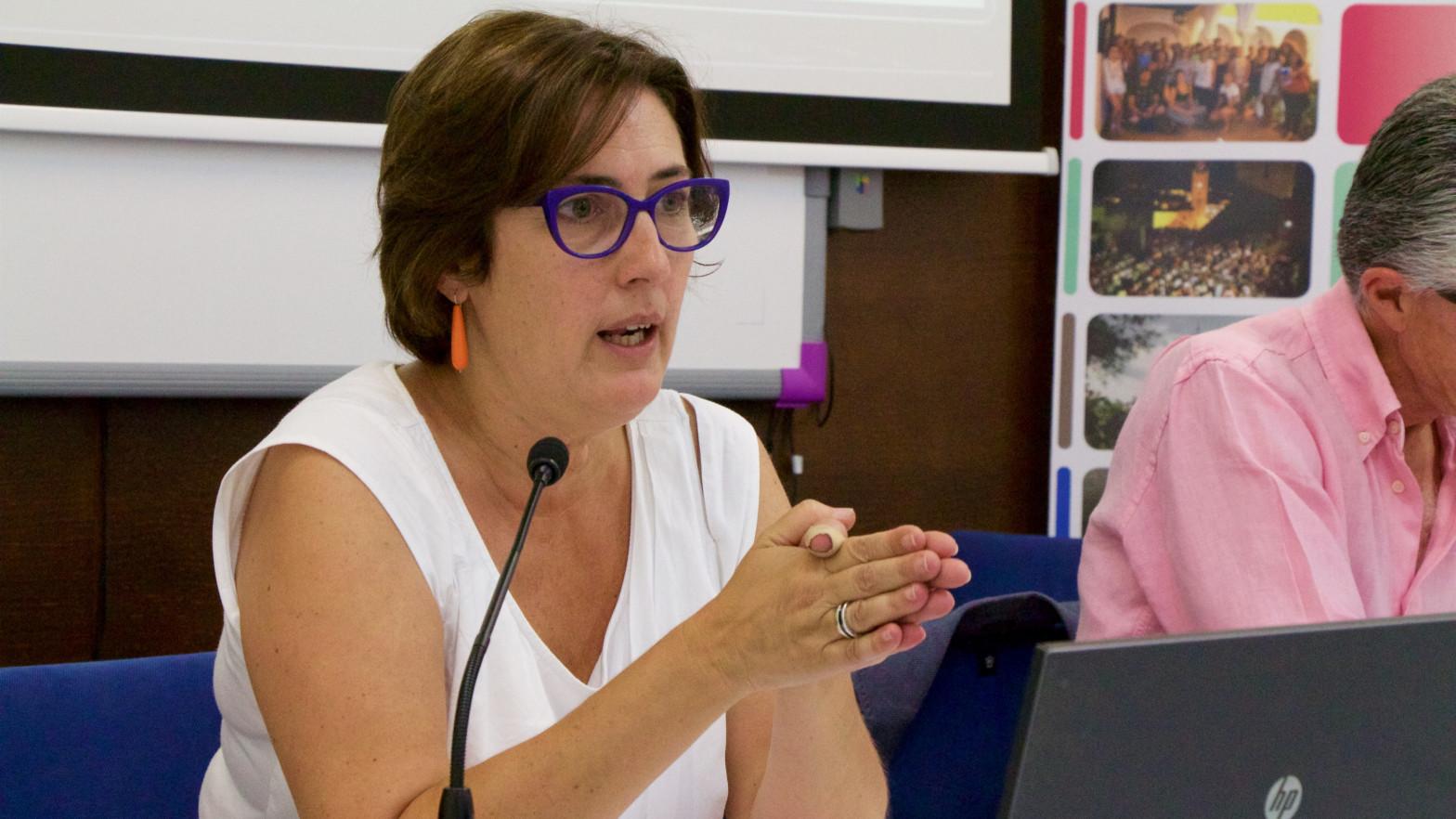 Montserrat Domínguez, nueva directora de contenidos de la Cadena SER