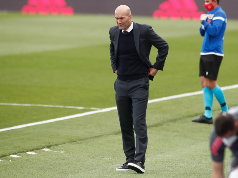 Zinenine Zidane dejará de ser el entrenador del Real Madrid