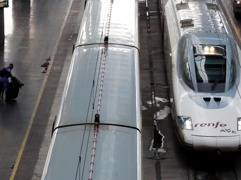 Estación de Atocha (Madrid)