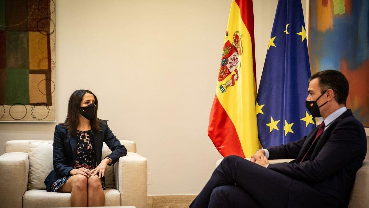 """Sánchez vuela los puentes con Cs y entierra toda alternativa al 'Gobierno Frankenstein"""""""