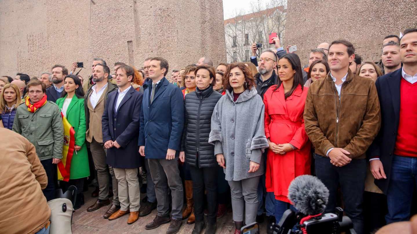 """María San Gil: """"La foto que se hizo en su día en Colón es fantástica"""""""