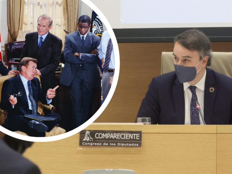 Iván Redondo copia a 'El ala oeste de la Casa Blanca' para mostrar su fidelidad a Pedro Sánchez