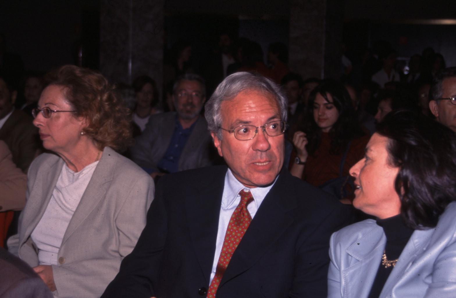 José Barrionuevo sobre los indultos.