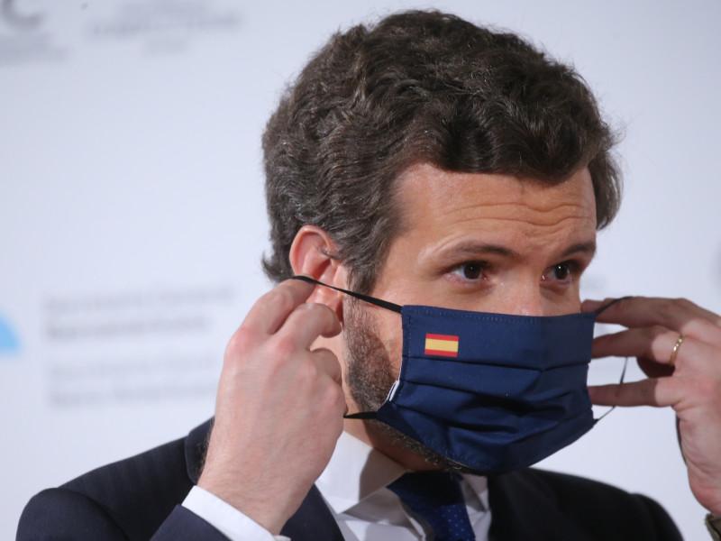 Casado nombra nuevo jefe de gabinete el PP: Diego Sanjuanbenito por Pablo Hispán