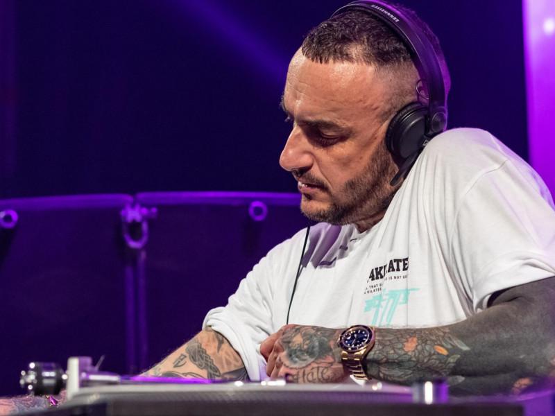 DJ Nano, estrella de las cabinas